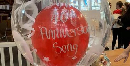 SONG's 40th Birthday